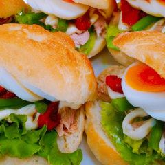 ニソワーズ サンドイッチ